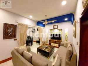 Fully Furnished 5 Marla Boulevard New House For Sale