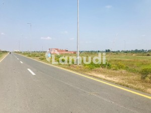 Corner 10 Marla Residential Plot At Hot Location For Sale