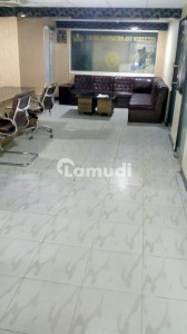 1450  Square Feet Office In Gulistan-E-Jauhar For Rent