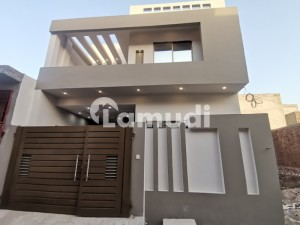 A Nicely Build 4 Marla Brand new Double Story Luxury House is available for sale