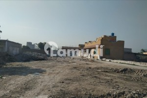 10 Marla Commercial Plot On Warsak Road For Sale