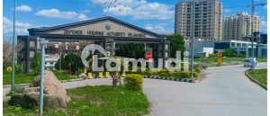 4 Marla Commercial Plot Available In Dha Phase 2 Islamabad
