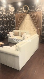 Creek Vista Full Furnished Well Maintained Upper Floor Flat Available For Rent In Dha Phase 8 Karachi