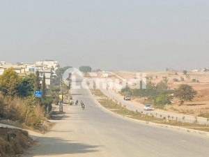 G-14/2 Street No 83 Corner Size 35x70 Land Clear Near To Double Road