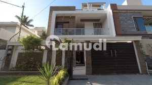 300 Sq Yard Brand New House For Sale