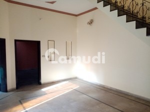 Centrally Located House In Sui Gas Road Is Available For Rent