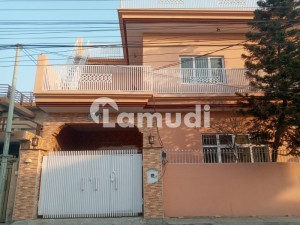 6 Marla Double Storey House Available For Sale In Lalazar Tulsa Road Near Commercial