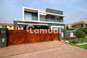 Brand New Mazhar Munir Design 1 Kanal Bungalow For Sale