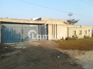 Buy A Centrally Located 4500  Square Feet House In Chinar Bagh