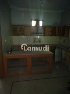 Corner House With Roof 2 Bed Drawing Dining Separate Entrance No Water Issue Boring Near Hira Masjid
