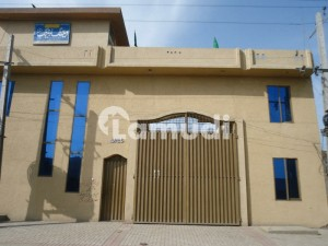 15 Marla Commercial Factory At Sialkot Road