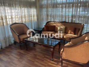 F7 Fully Furnished 2 Bedrooms Upper Portion Available For Rent