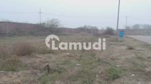 31 Marla Corner Residential Plot No 282  Is Available For Sale In Eden City Block A