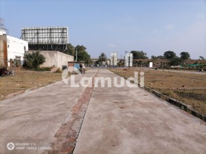2 Marla Commercial Plot In Central Gujrat Bypass For Sale