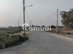 Semi Commercial Plot Is Available For Sale