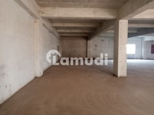 4 Kanal Commercial Building Available For Rent.