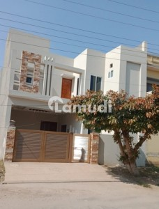 7 Marla Brand New Beautiful Facing House With Solid Construction At Very Good Location Near To Park And Masjid