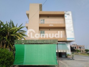 Centrally Located Flat In Highcourt Society Is Available For Rent