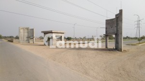 Get 5 Marla Plot With 9 Lacs Down Payment On Easy Installments In M8