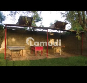 Plam Green Farmhouses  Plot For Sale   Scheme45 Gadap Karachi