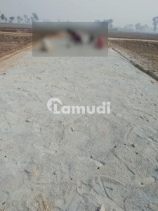 Residential Plot In Pakpattan Bypass For Sale