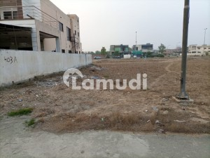 20 Marla Residential Plot No A 404 Is Available For Sale In Eden City Block A
