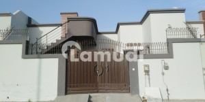 Block A 160 Sq Yard 100 Feet Wide Road Facing Luxury Bungalow Is Available For Sale In Saima Arabian Villas