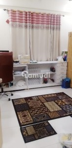 In Shah Faisal Town Flat For Sale Sized 800  Square Feet