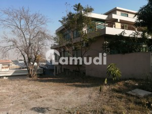 Main Service Road DHA 1 Sector A Plot for Sale Kanal