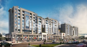 Times Square Mall  Residencia Corporate Offices For Sale On Easy Installment In Bahria Orchard Phase 4 Lahore