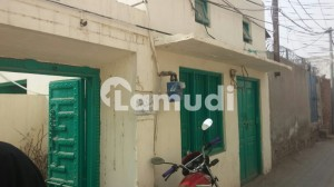 9 Marla Old Constructed House At Vip Location Double Street In Islampura Mumtazabad
