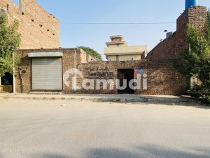 Beautifully Constructed Commercial Plot Is Available For Rent On Sargodha Road