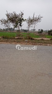 100 Marla Plot On Main Hiran Minar Road Sheikhupura