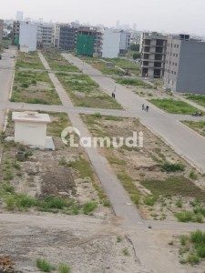 200 Yards Commercial Plot Main Khayaban Shaheen Corner  Phase VIII Dha Karachi