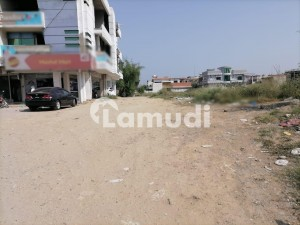 A Good Option For Sale Is The Residential Plot Available In Sheikh Maltoon Town In Mardan