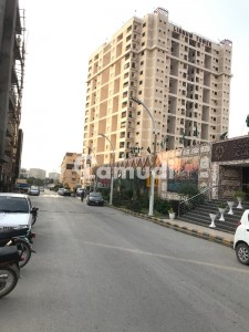 Studio Apartment Lignum Tower Dha Phase 2 For Rent