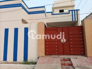 120 Sq Yards New Single Story Banglow Available For Rent