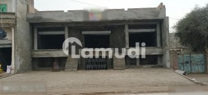 4500  Square Feet Building Is Available In Affordable Price In Khayaban-E-Rehman Housing Scheme