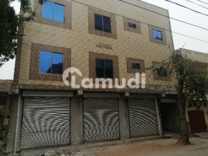 Newly Constructed 2 Bedroom With Attached Bathrooms And A Kitchen