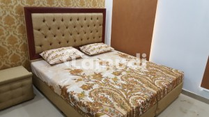 1 Bed Fully Furnished Apartment Available For Rent In Sector D Bahria Town Lahore
