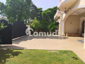 2 Kanal Ultra Modern Location House With Basement Are Available For Rent In Sui Gas Housing Society