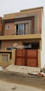 3 Marla Brand New House For Sale In Al-Kabir Town - Phase 2 - Block B