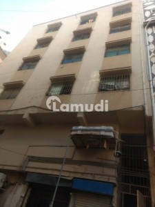 Flat For Sale In Beautiful Jamshed Town
