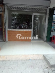 Outdoor Area Shop Is Available For Rent In F8 Markaz