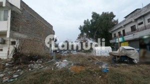 2 Side Front And Back Side Open Commercial Plot Is Available For Sale In G-10/4 Islamabad