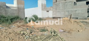 Block F East Open 120 Sq Yard Residential Plot Is Available For Sale In Saima Arabian Villas
