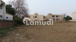 Centrally Located Residential Plot In DHA Defence Is Available For Sale
