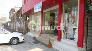 Ready Outlet Space Available For Rent