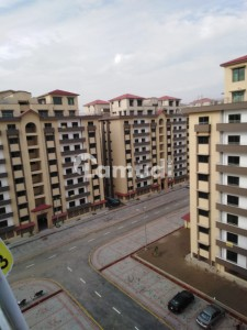 Brand New 5th Floor 3 Bed Apartment With Ground Floor Parking On Rent At Askari 10
