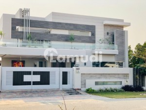 1 Kanal Used Modern Designer Design House For Rent In DHA Lahore Phase7 Near Market Mosque and Huge Park